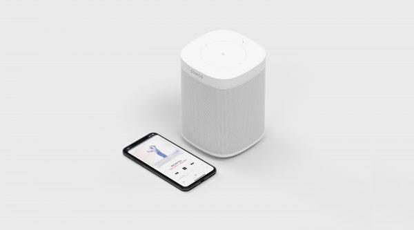 Sonos com AirPlay 2