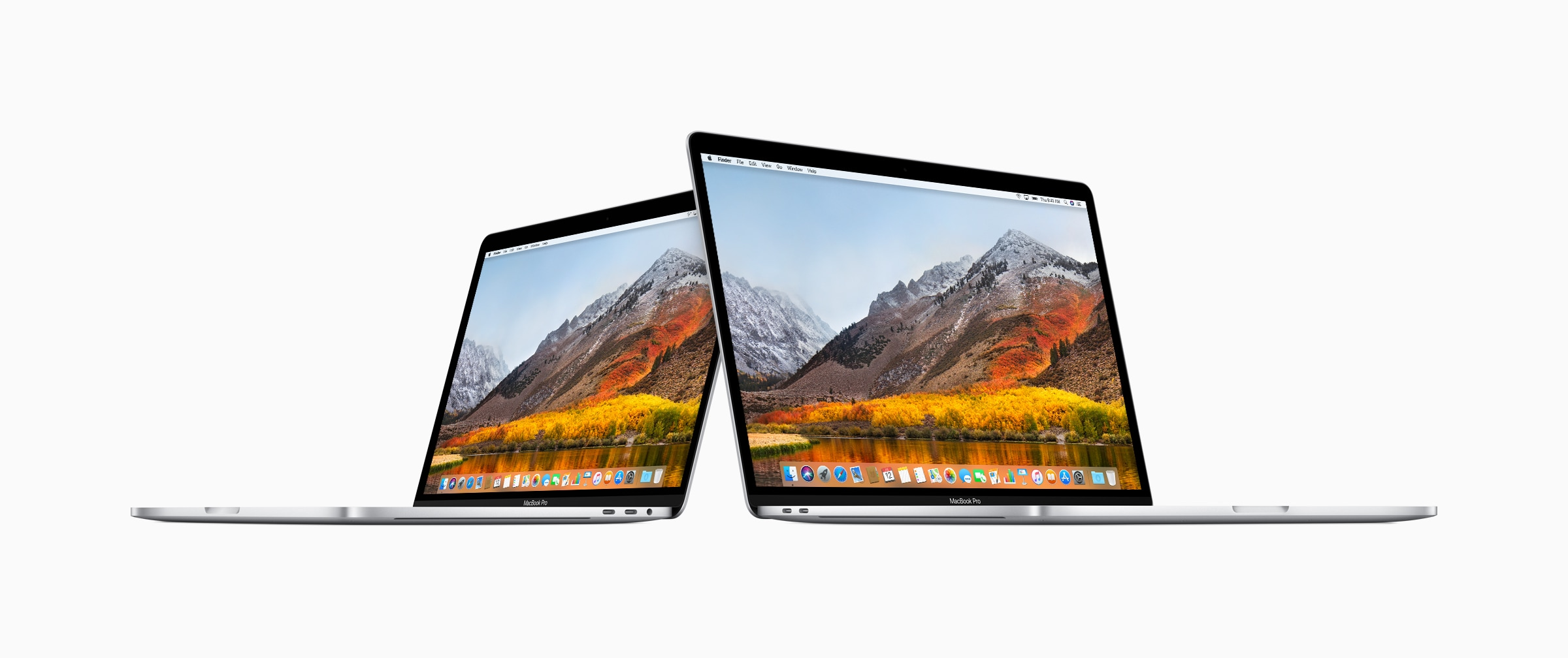 Novos MacBooks Pro (2018)