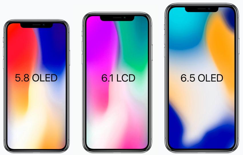 Possível nova linha de iPhones em 2018, por Benjamin Geskin