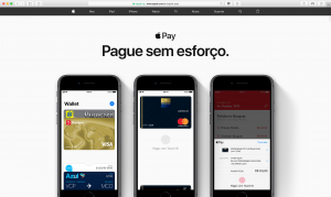 Apple Pay no Bradesco e no Banco do Brasil