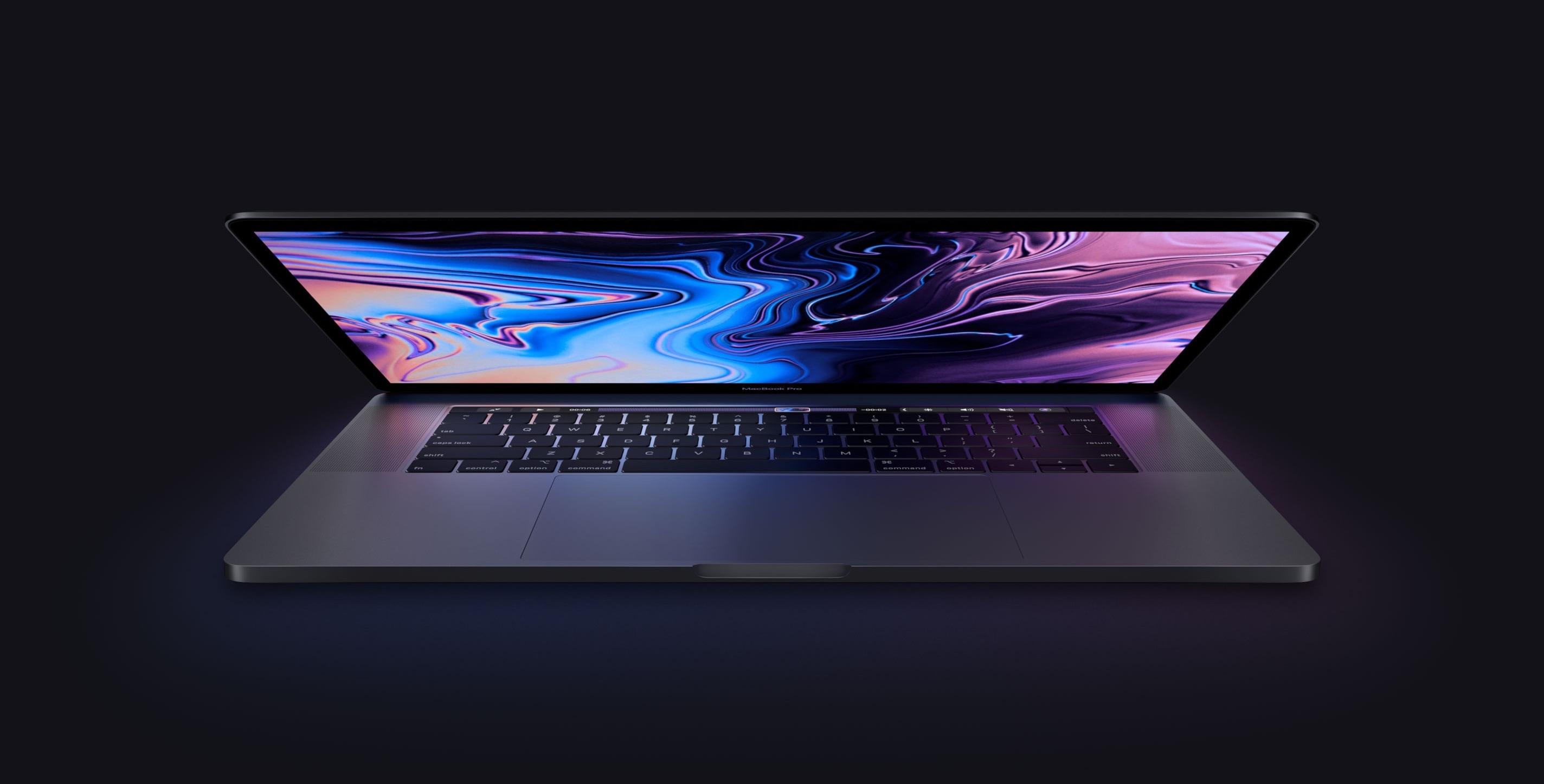 MacBook Pro com Touch Bar (2018)