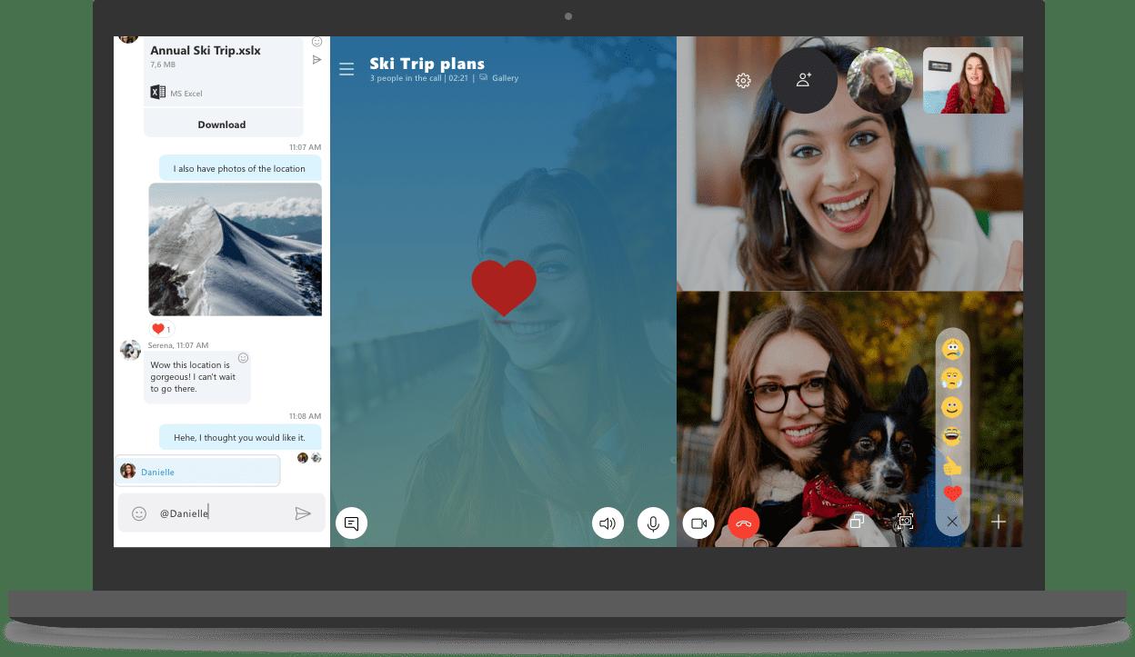 Skype para desktop