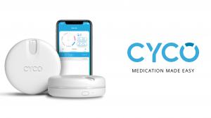 Cyco, caixinha de remédios inteligente integrada ao iPhone