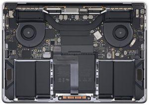 Desmonte da iFixit dos novos MacBooks Pro 2018