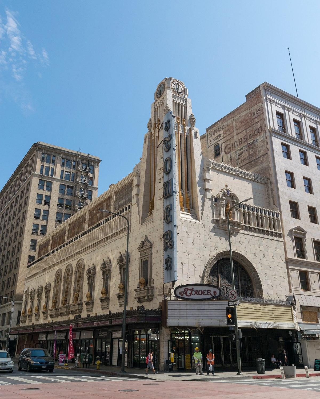 Tower Theater, possível local da nova loja da Apple em Los Angeles