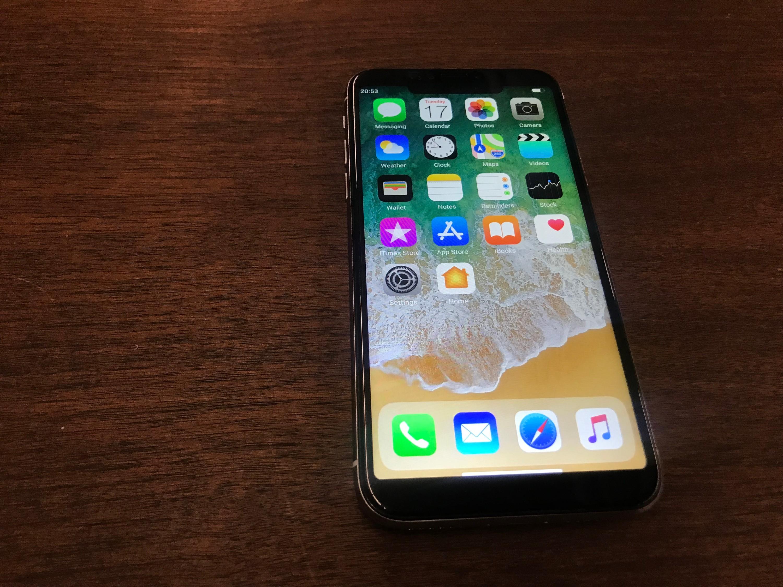 iPhone X falsificado