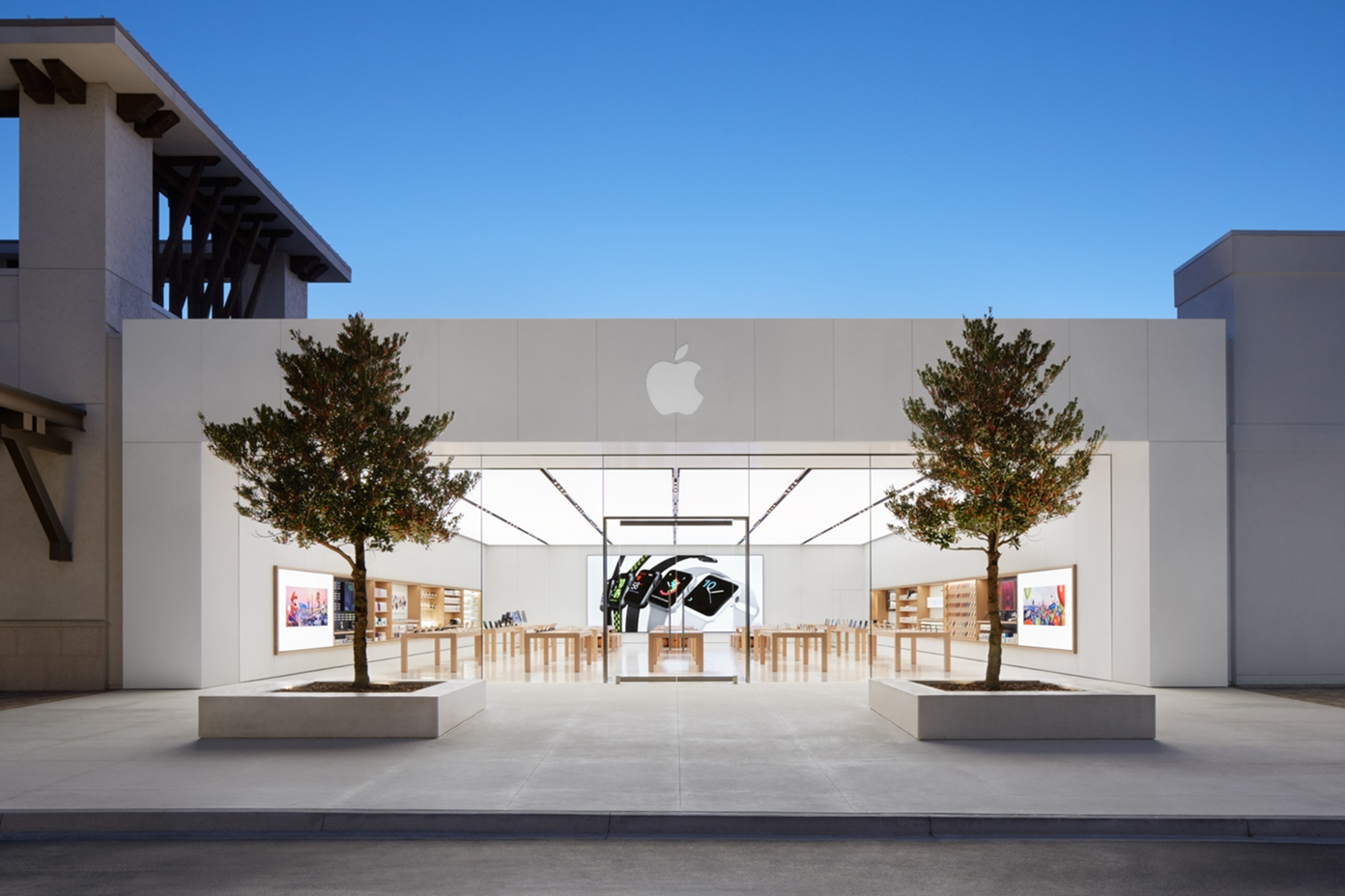 Apple St. Johns Town Center em Jacksonville