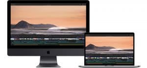 iMac Pro e MacBook Pro