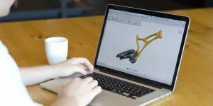Autodesk Fusion 360 no MacBook Pro