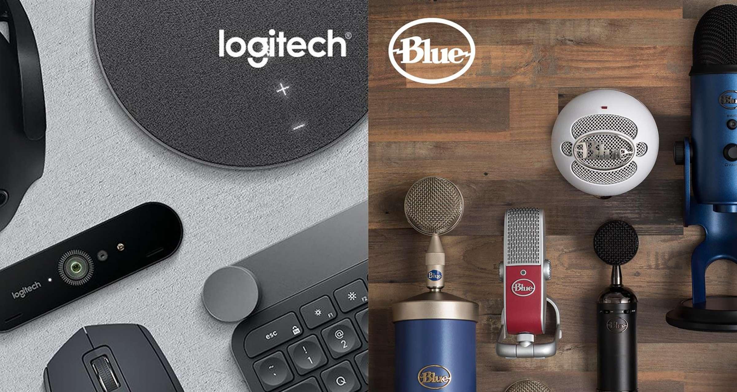 Logitech adquire a Blue Microphones
