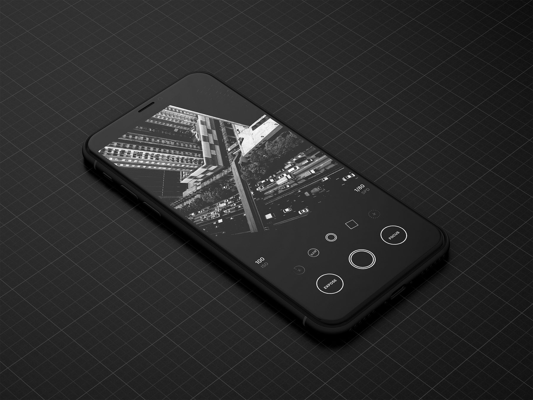 Imagem promocional do app Obscura 2