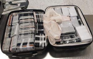 iPhones apreendidos no Aeroporto de Guarulhos
