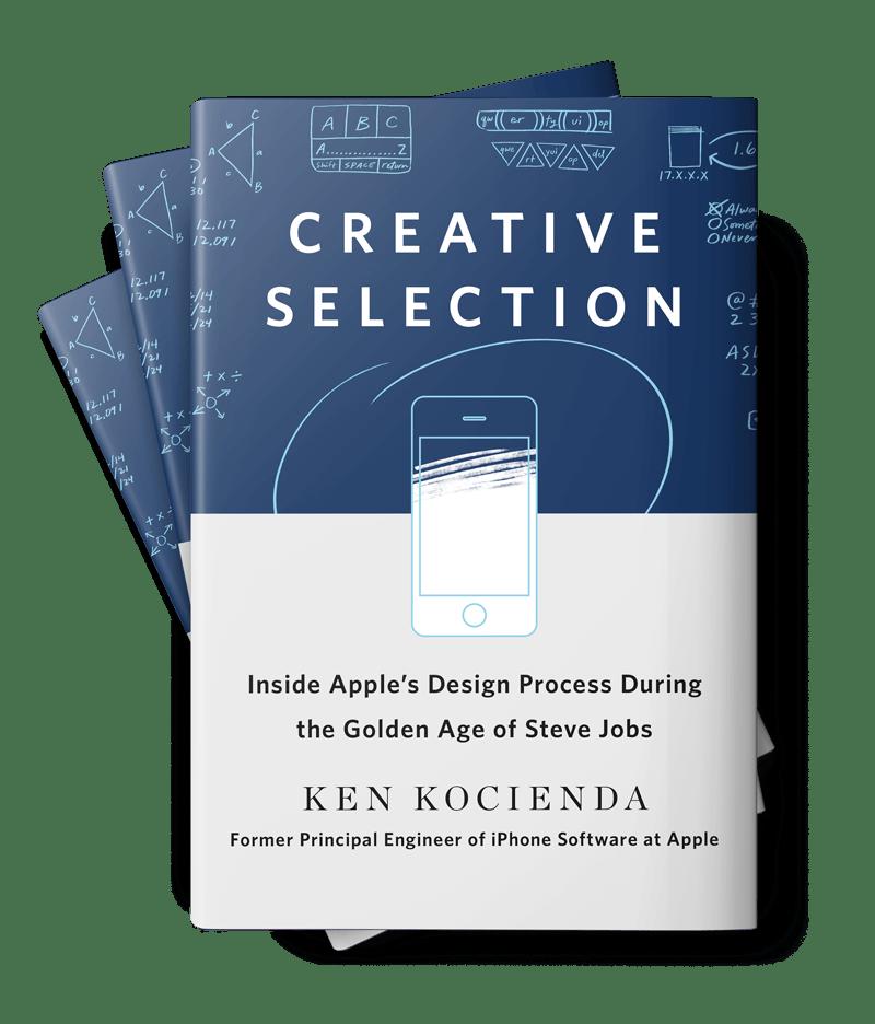 Livro de Ken Kocienda