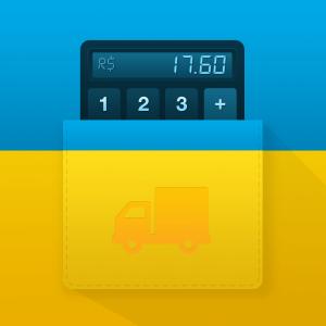 Ícone do app iCalculaFrete para iOS