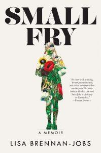 "Capa de ""Small Fry"", livro de memórias de Lisa Brennan-Jobs sobre Steve Jobs"
