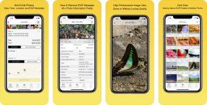 App EXIF Viewer by Fluntro para iOS