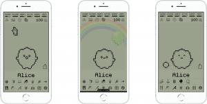 Jogo Hatchi para iOS
