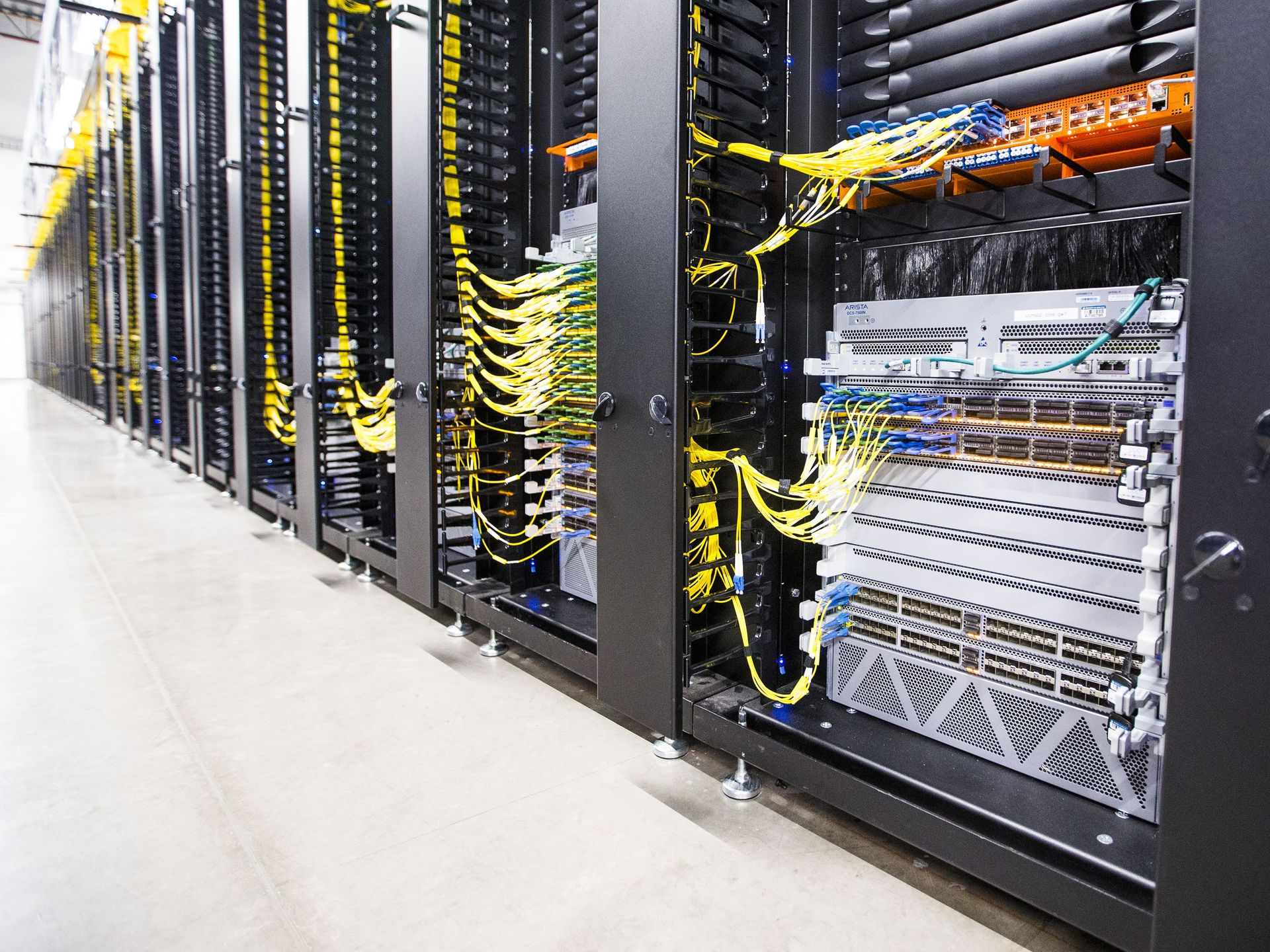 Data Center da Apple em Mesa, Arizona, EUA