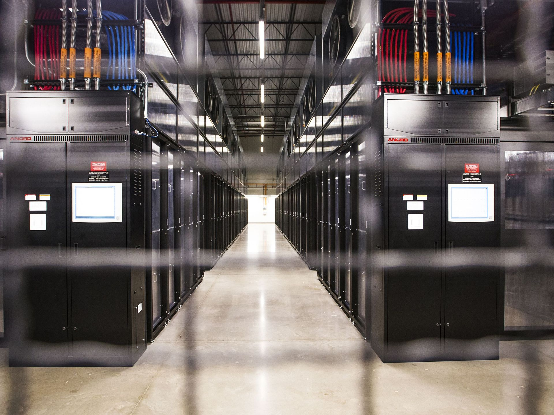 Data Center da Apple em Mesa, Arizona, EUA