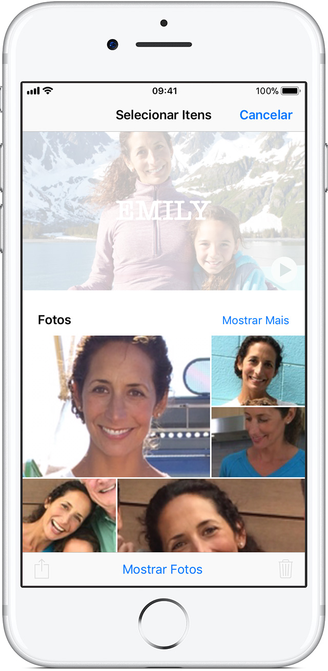 Resource People from the app Photos on iOS 11