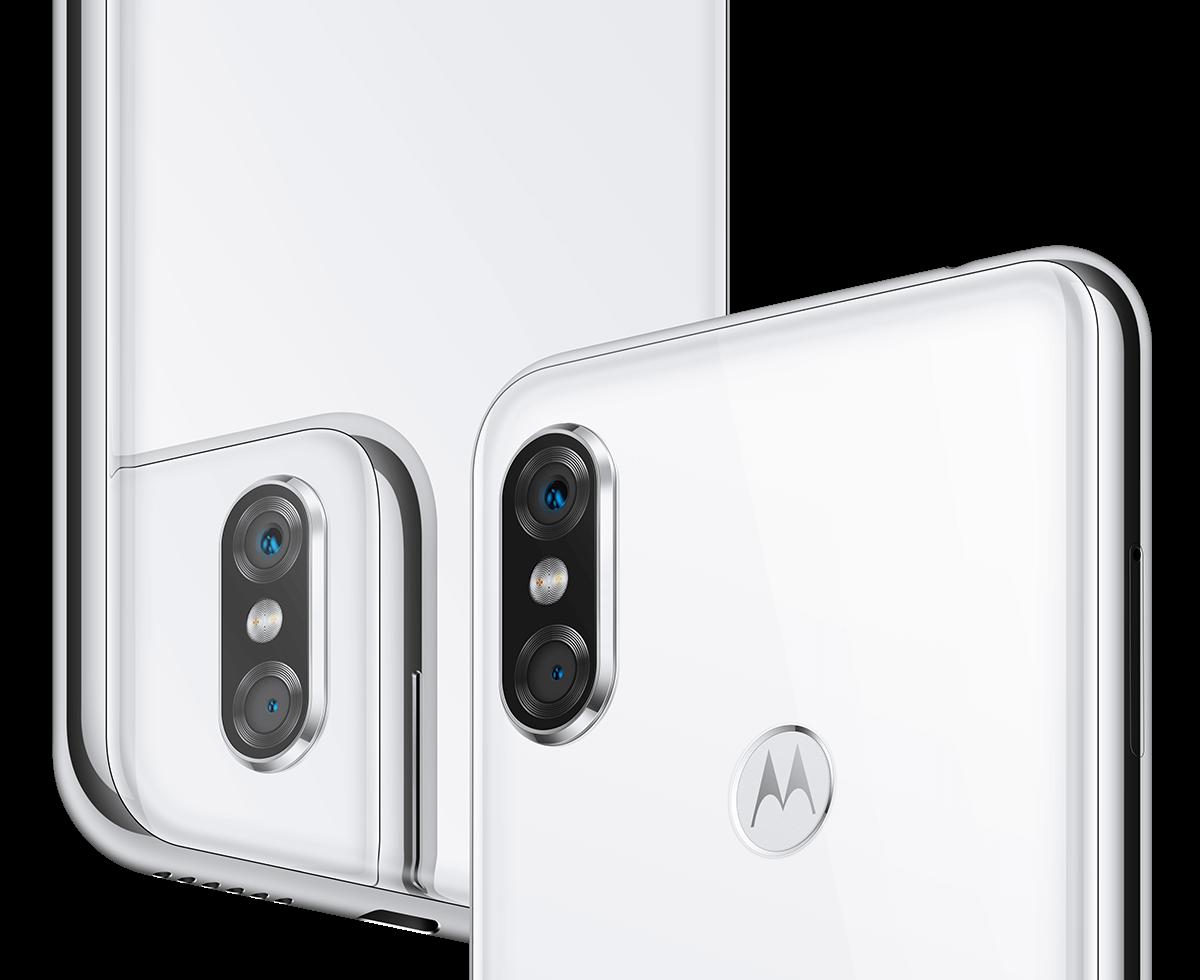 Novo Motorola P30, cópia do iPhone X