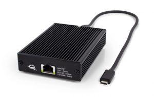 Adaptador da OWC Thunderbolt 3 para Ethernet 10 Gigabit