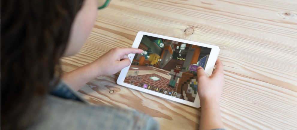 Minecraft: Education Edition para iPads
