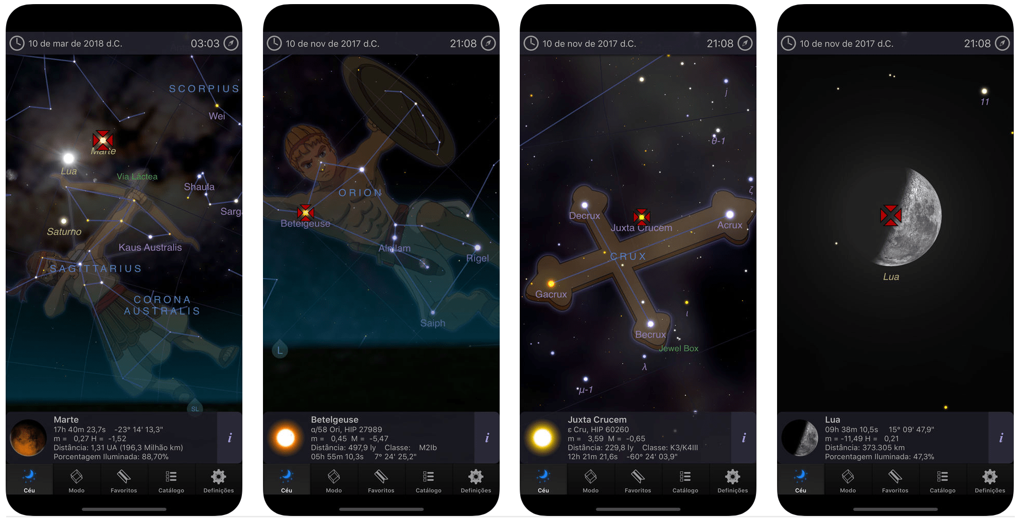 StarMap 3D+