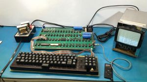 Apple-1 leiloado pela Invaluable