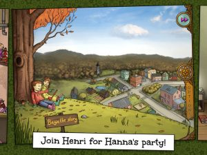 Hanna & Henri - The Party