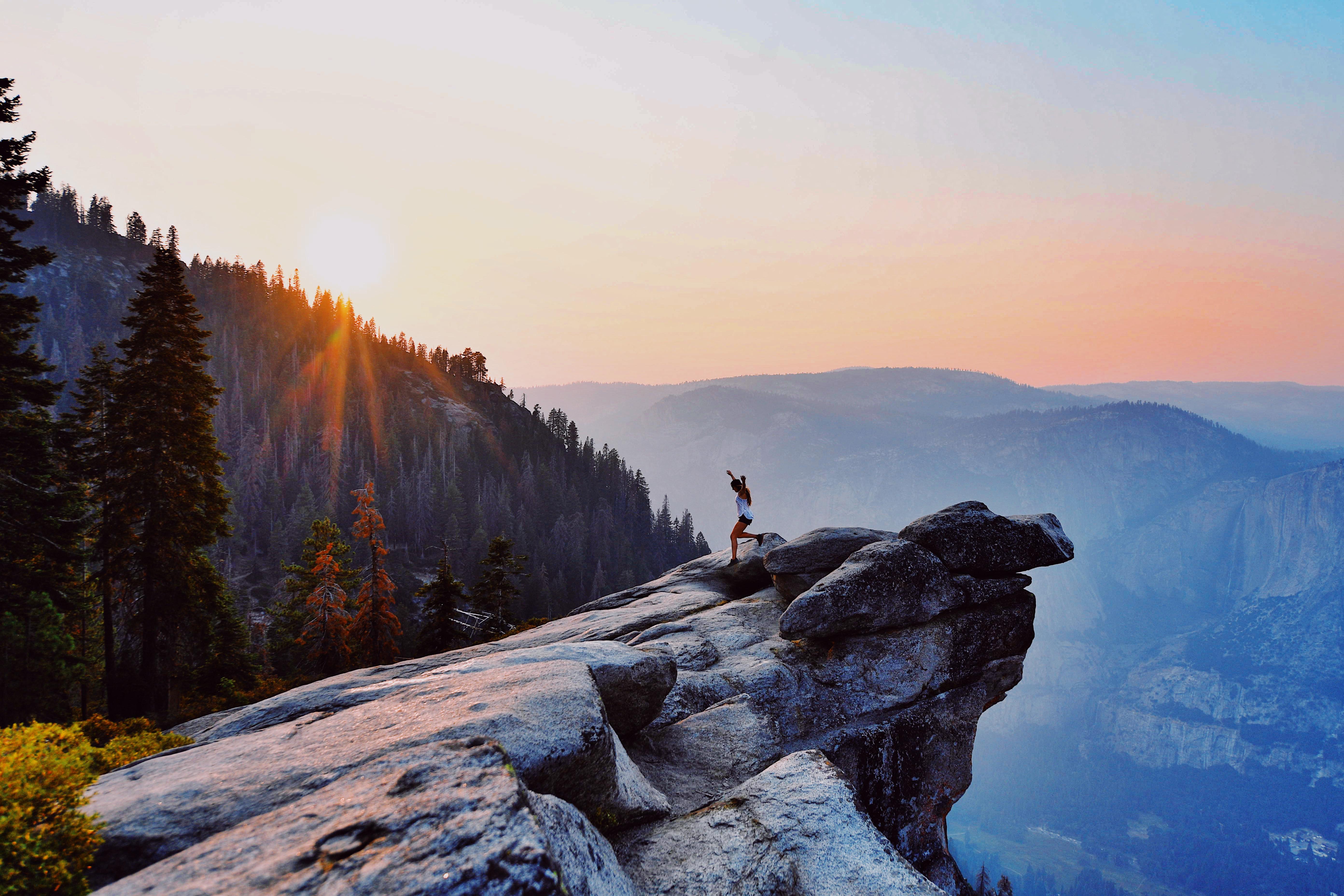 Parque Nacional Yosemite, na Califórnia