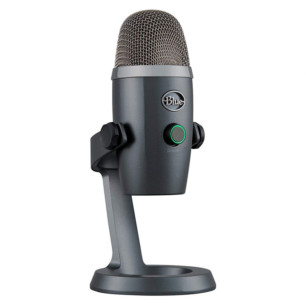 Blue lança versão mais barata do microfone USB Yeti para Macs e PCs