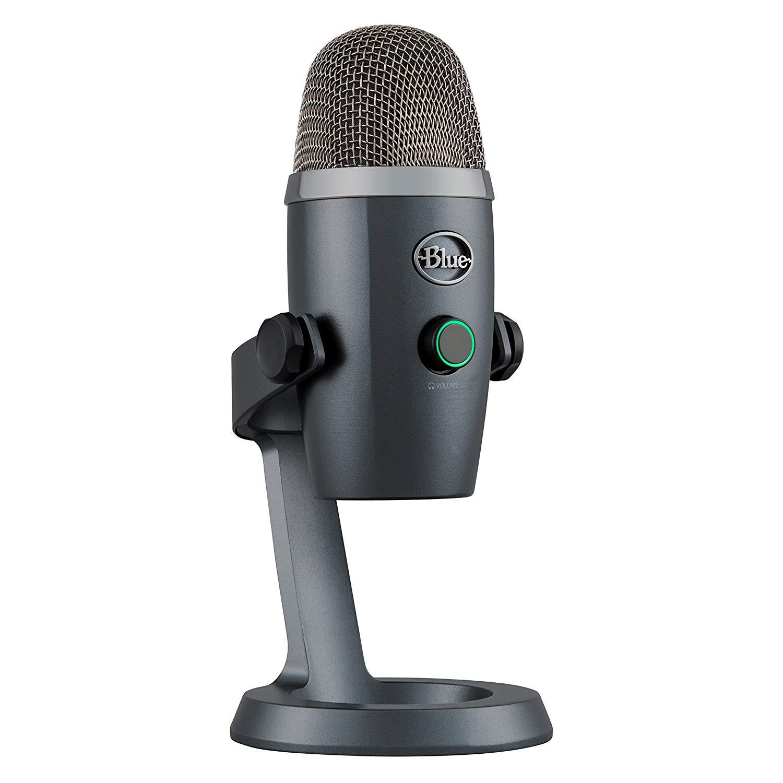 Yeti Nano, novo microfone USB da Blue