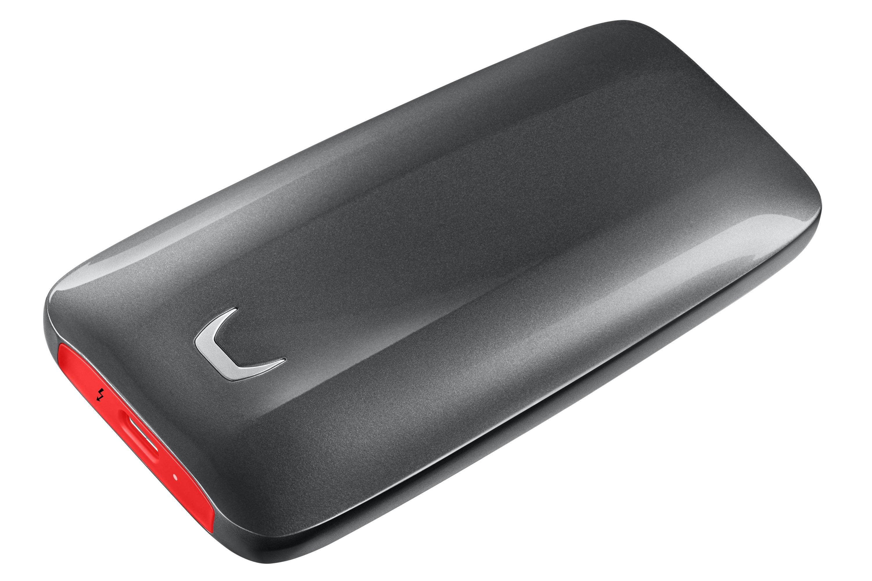 Samsung X5, SSD externo com conexão Thunderbolt 3