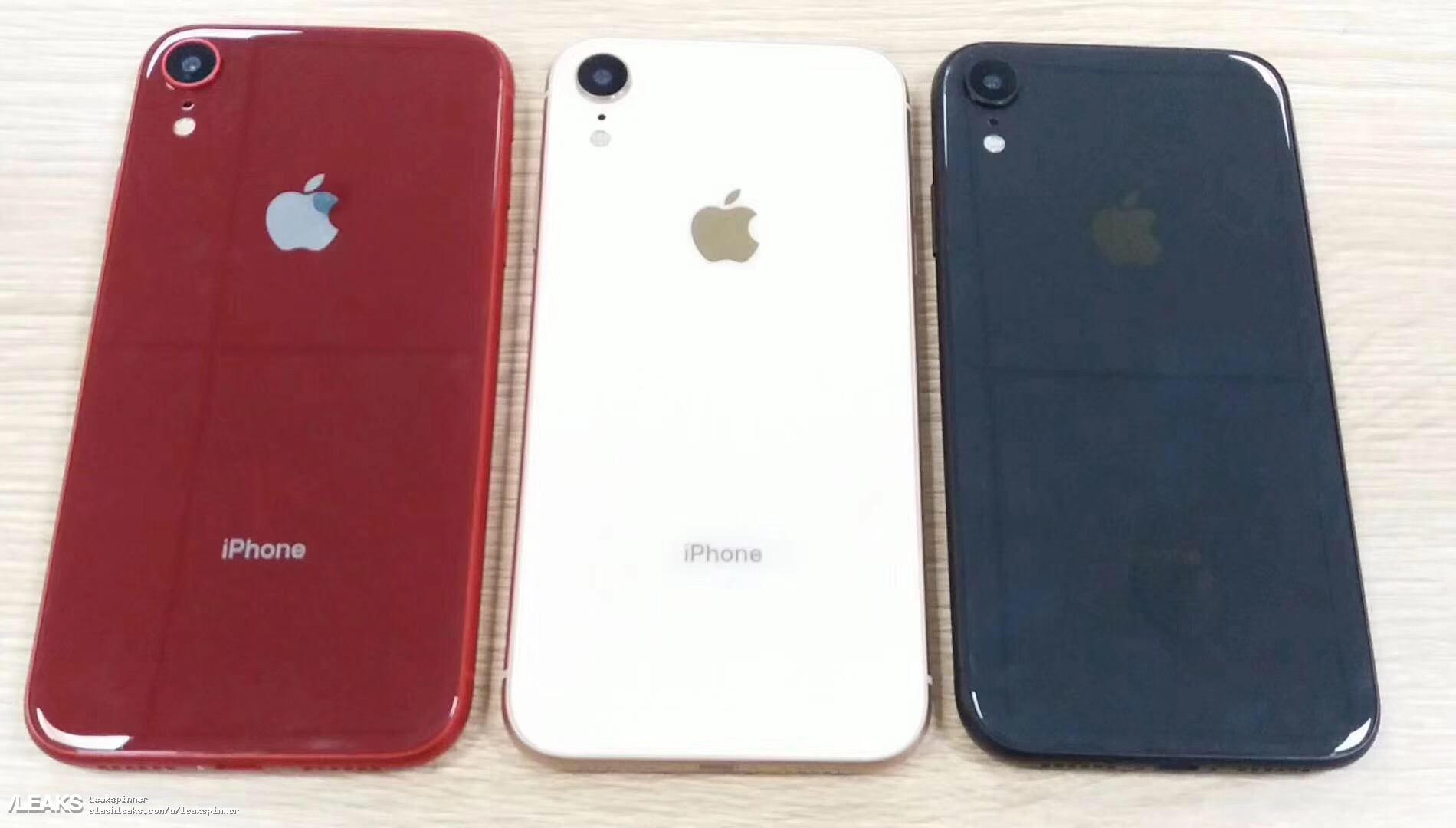 """""""iPhone Xc"""" em várias cores"""