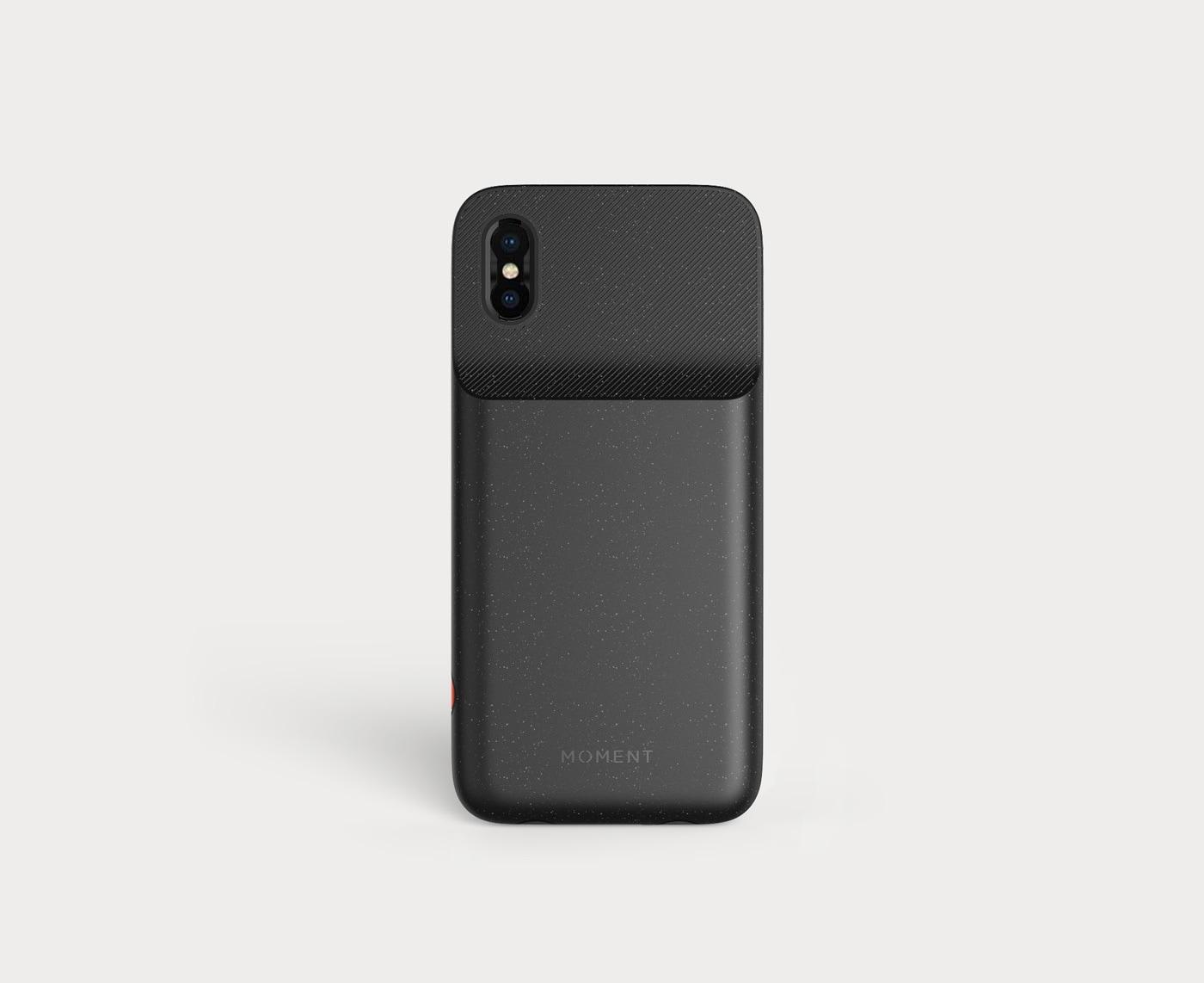 Battery Photo Case sem lente