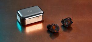 Fones de ouvido sem fio MW07, da Master & Dynamic
