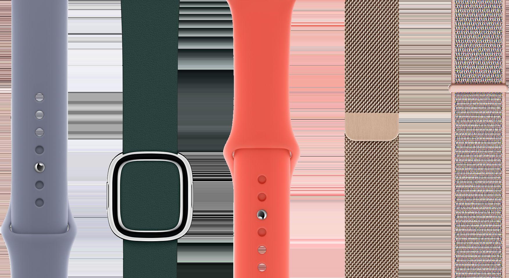 Pulseiras para Apple Watches