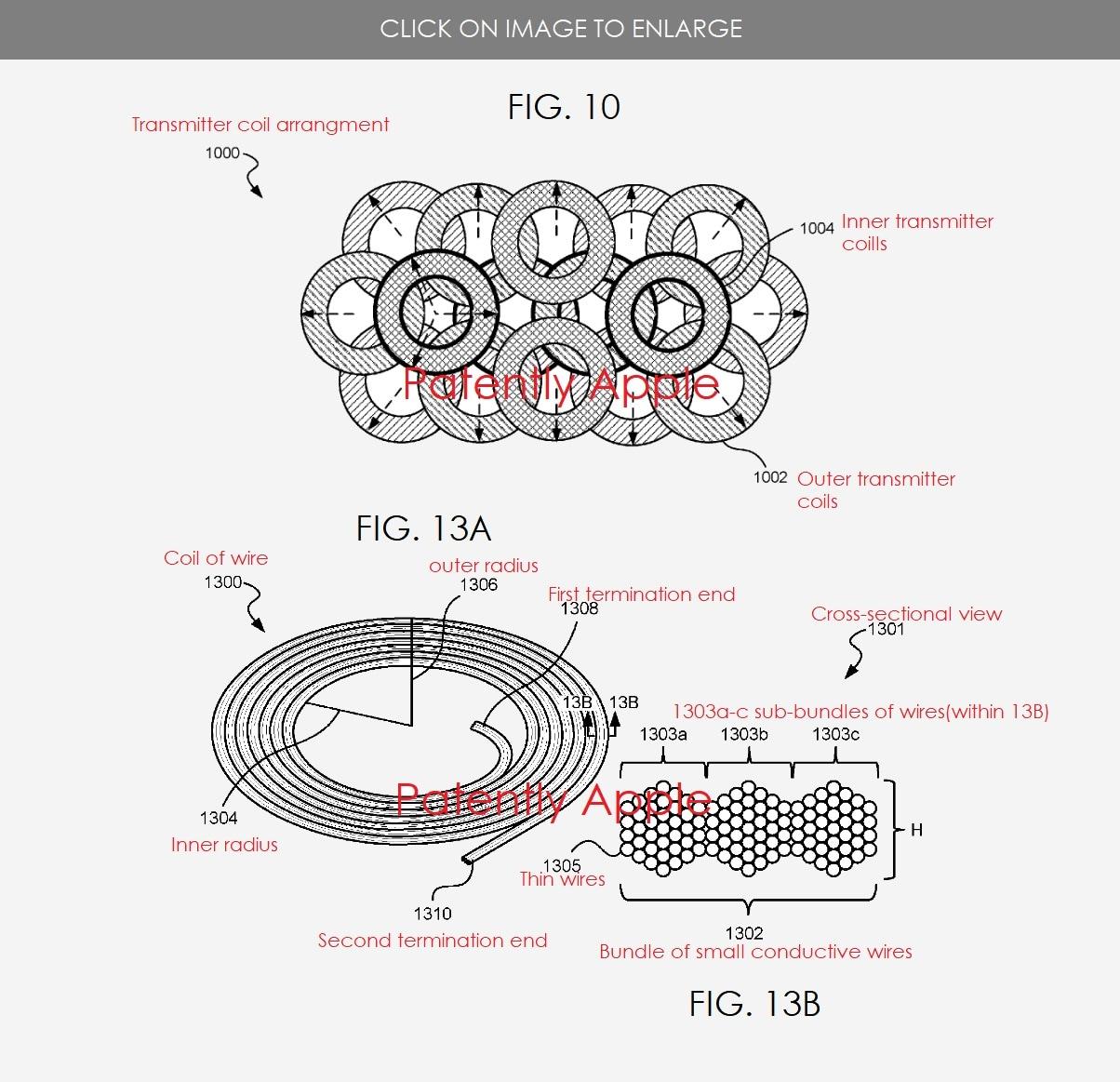 Pedido de patente do AirPower