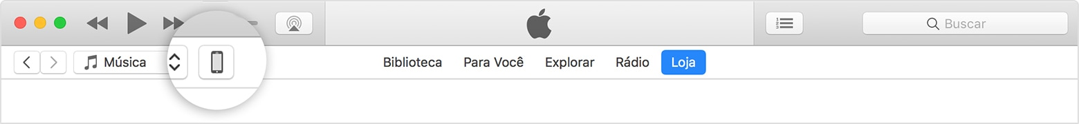 Restaurando o iPhone pelo iTunes