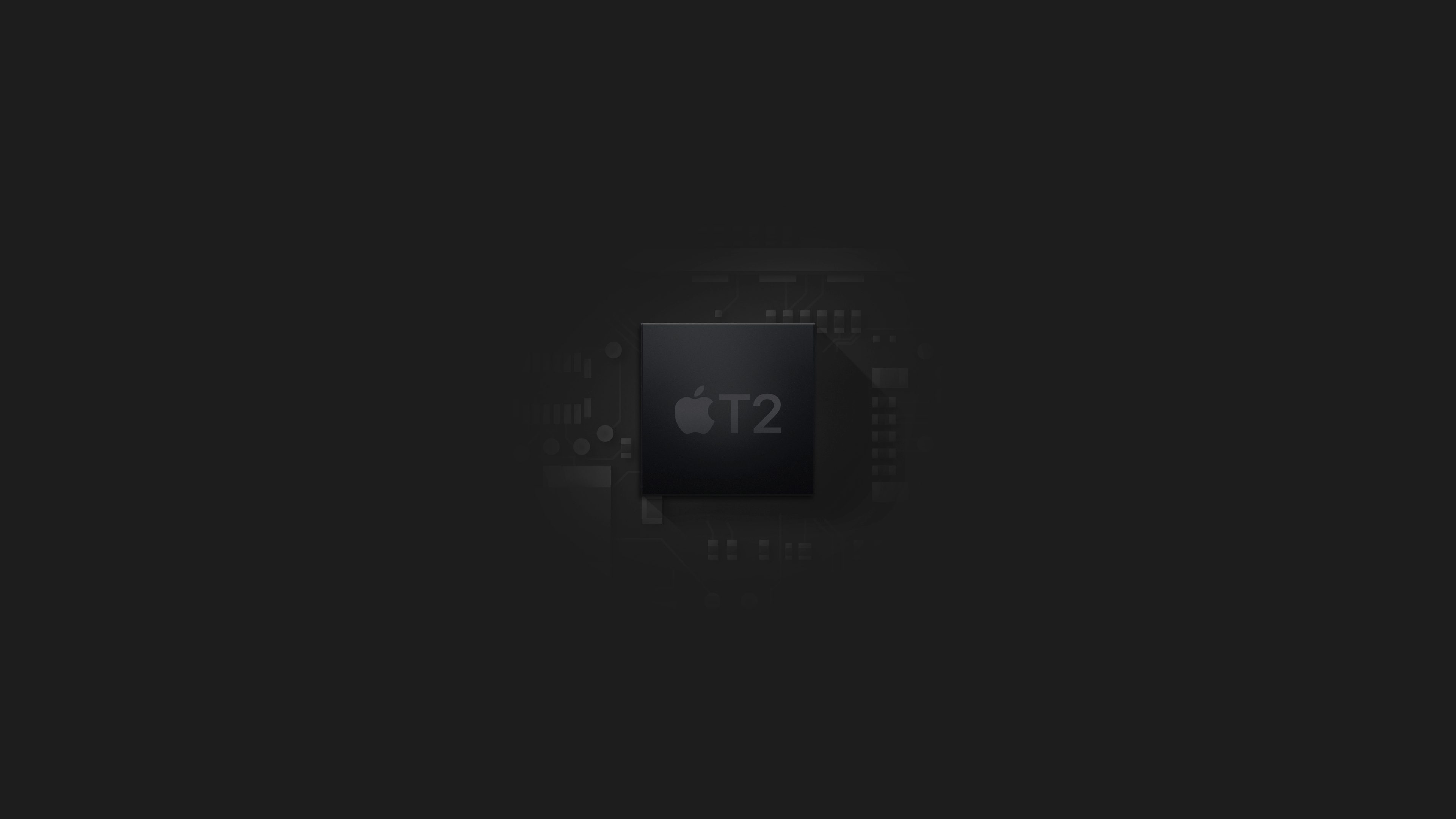 Ilustração chip T2