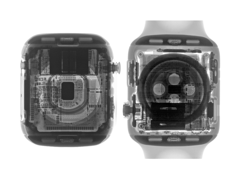 Desmontagem do Apple Watch Series 4