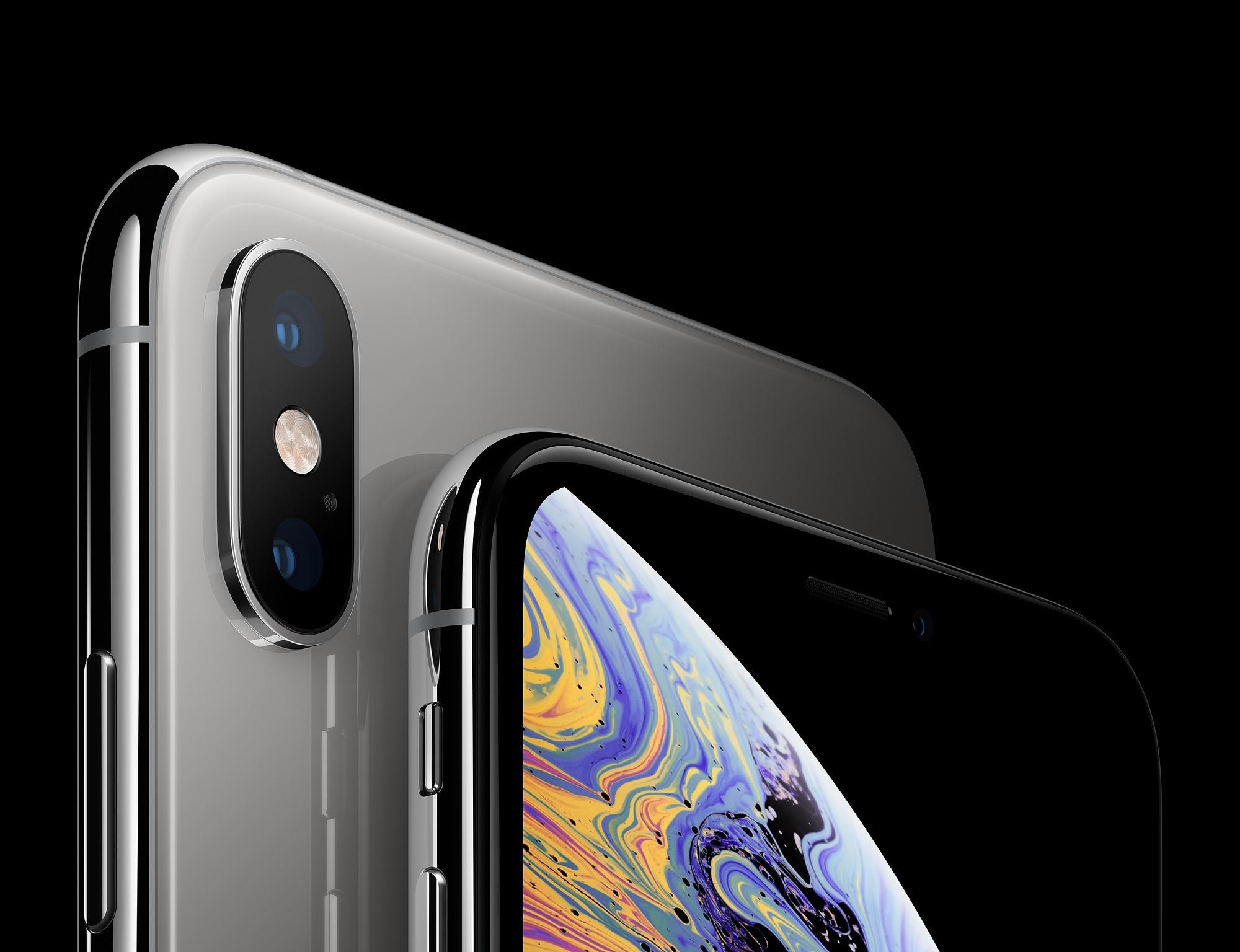 Câmera iPhone XS/XS Max
