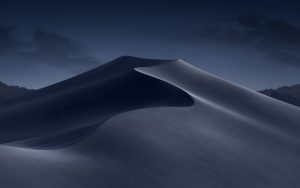 Wallpaper do macOS Mojave 10.14