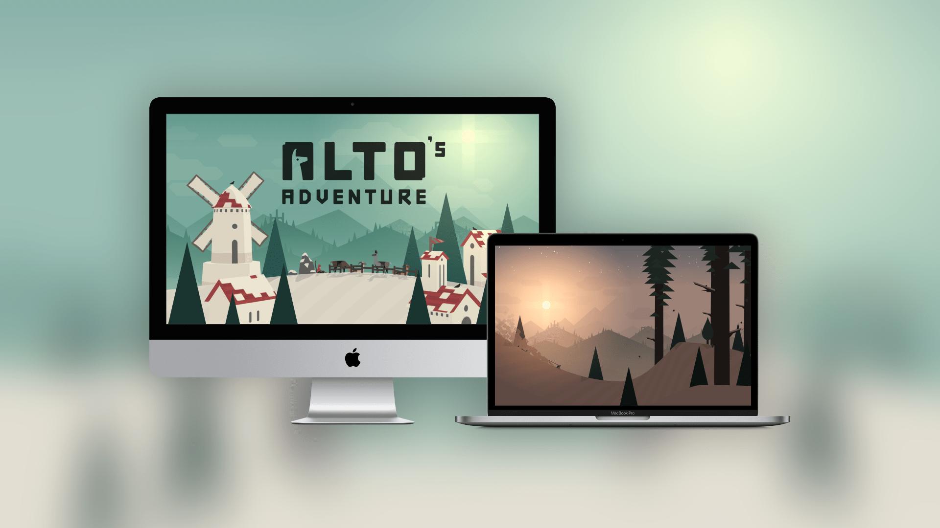 Alto's Adventure para Mac