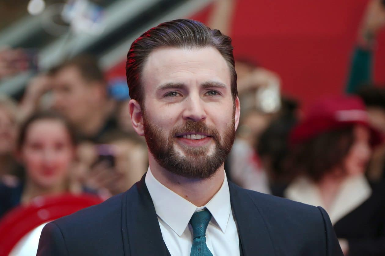 Ator Chris Evans