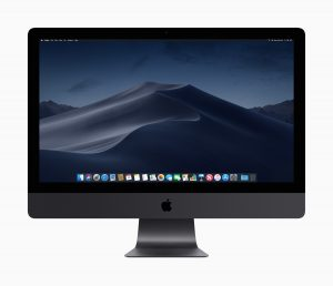 macOS Mojave rodando num iMac