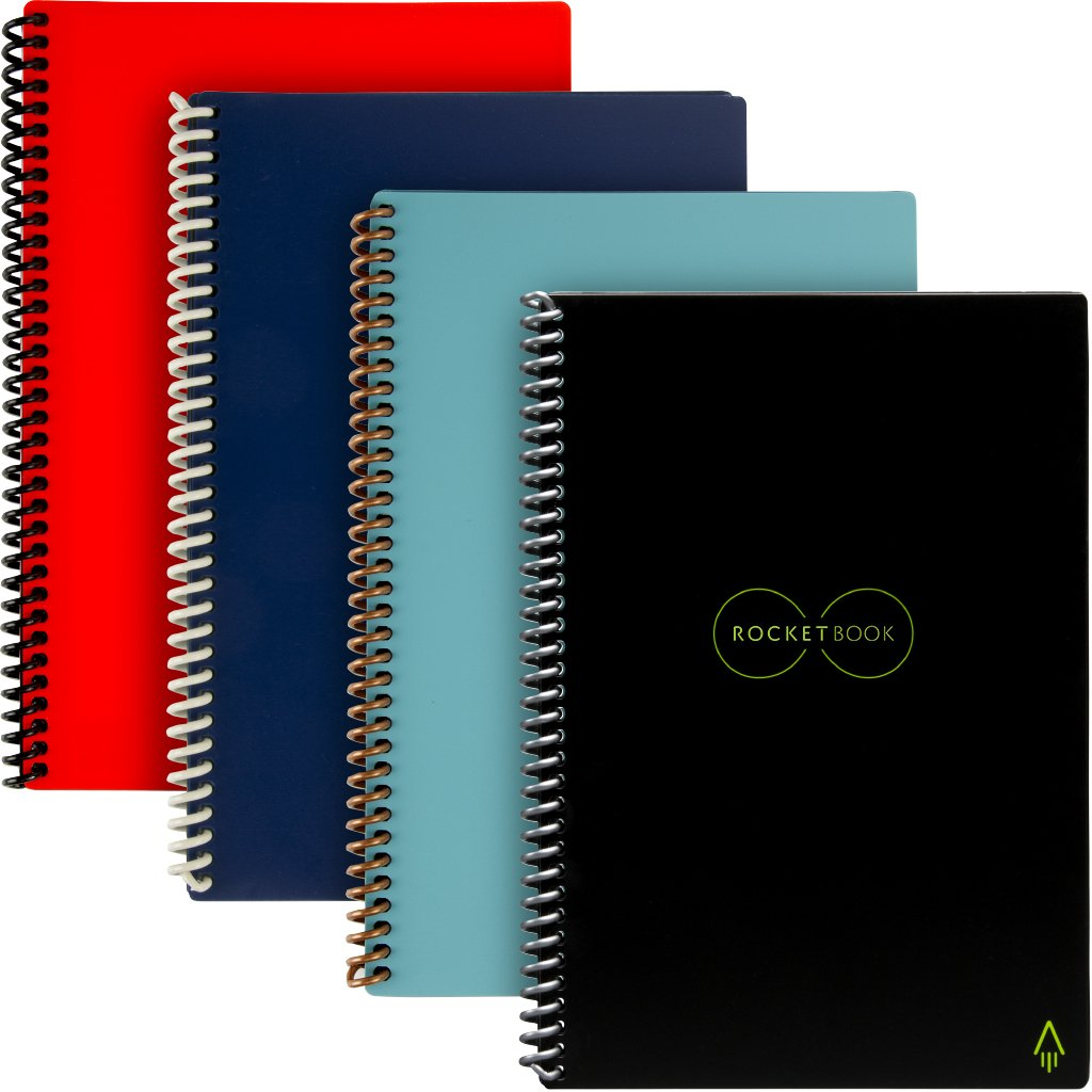 Cores do Rocketbook Everlast