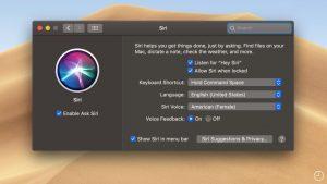 "Recurso ""E aí, Siri"" no iMac Pro"