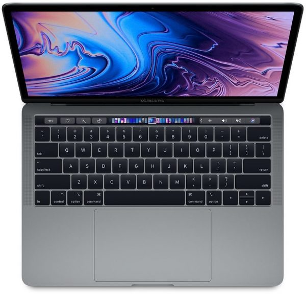 "MacBook Pro de 13"" com Touch Bar (2018)"